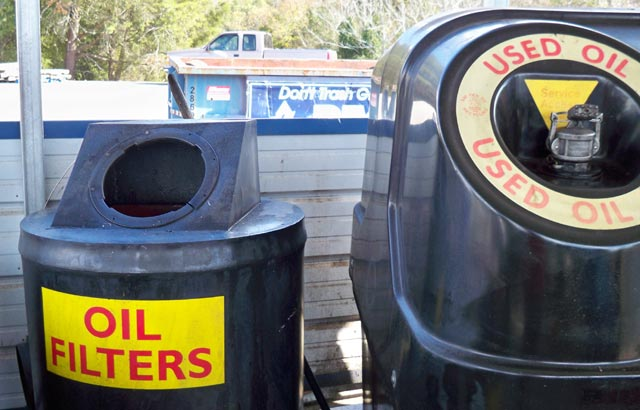 oil recycling 101 oil waste facts how to recycle and