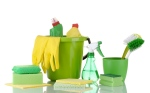 cleaning products-green